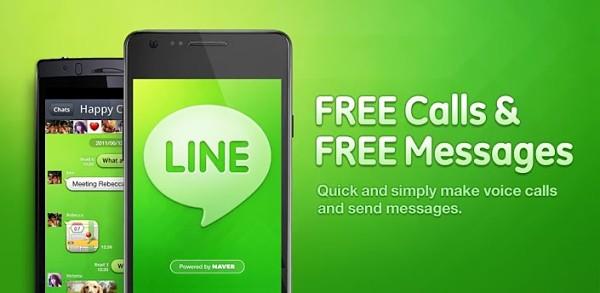 Line incorpora el idioma español en su última actualización en Android