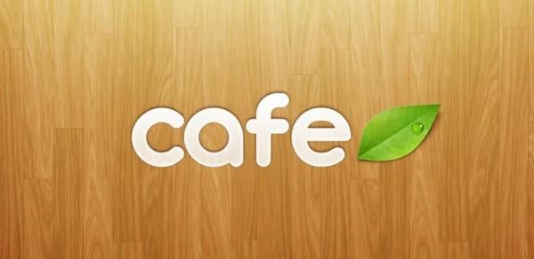 Line Cafe Banner