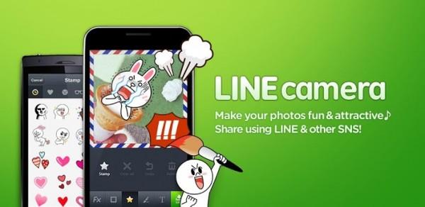 Line Camera Banner