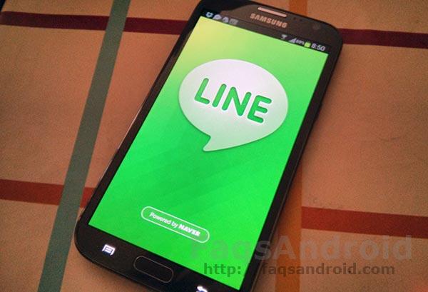 Line para Android: cómo crear, abrir y restaurar las copias de seguridad