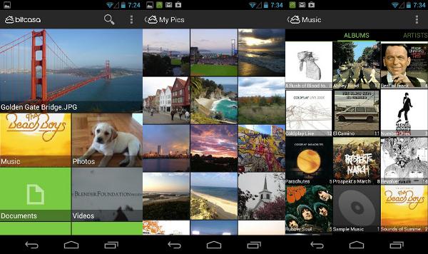 Bitcasa: Un nuevo servicio de cloud para Android