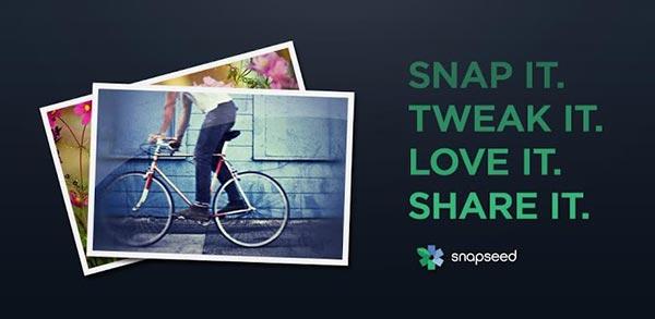 Snapseed, la mejor app de edición fotográfica ya en Android