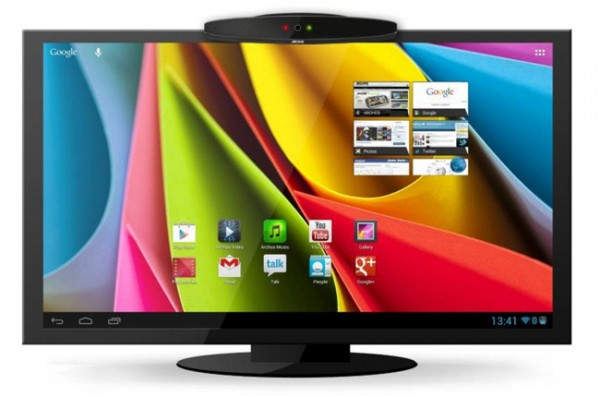 Tu TV puede ser una Smart TV con Archos TV Connect