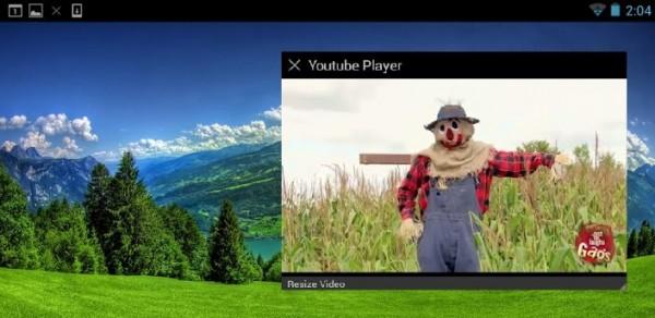 Cómo ver vídeos en tu Android en ventana flotante con Floating Youtube