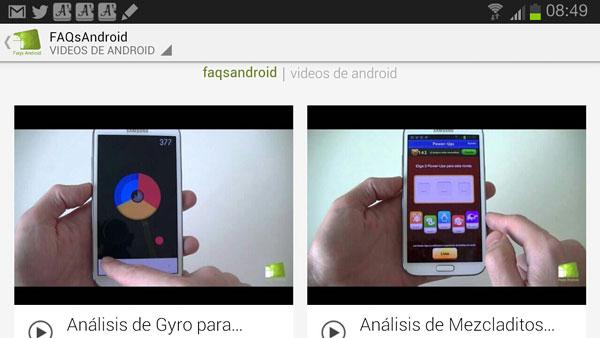 FAQsAndroid ya tiene página en Google Currents