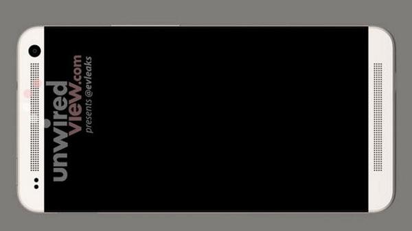 HTC M7 Evleaks
