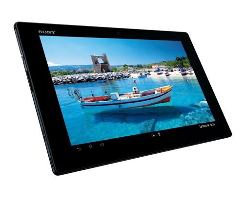 Sony Xperia Tablet Z presentación
