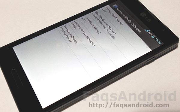 Cómo conseguir el acceso ROOT en el LG Optimus L9