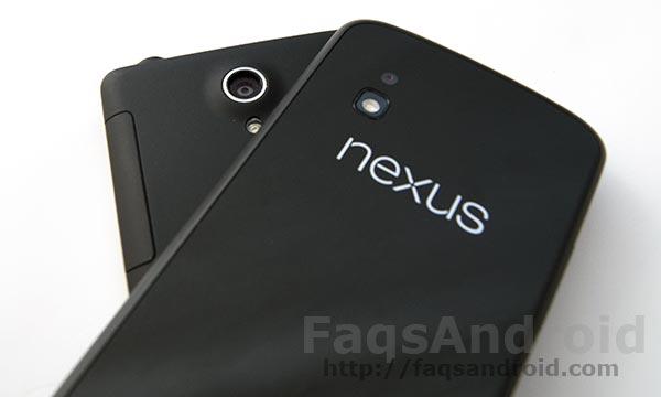 Encuesta: ¿Quién debería fabricar el Nexus 5?
