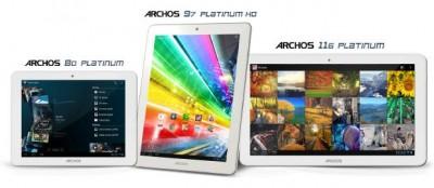 Archos Platinum 400