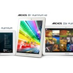 Archos Platinum (3 modelos)