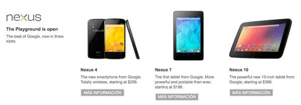 Según Google la venta de móviles en el Play Store está para quedarse