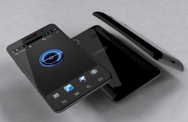 Motorola X Phone simulación