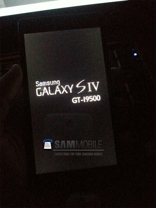 El Samsung Galaxy S4 será blanco o negro y con hasta 64 GB