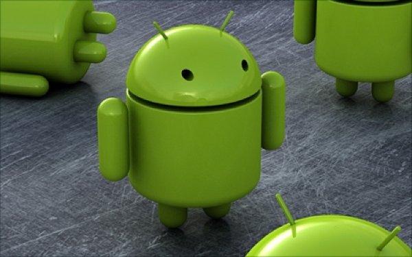 Banner con el logo de Android