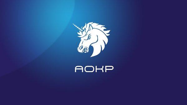 Banner de la ROM AOKP con el típico unicornio que hace de logo