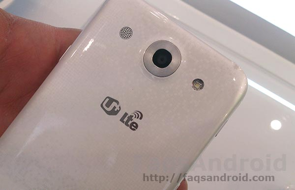 Toma de contacto con el LG Optimus G Pro