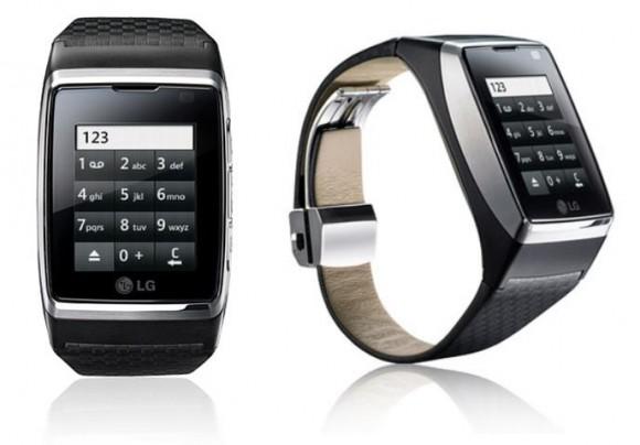 Antiguo LG Prada Smartwatch