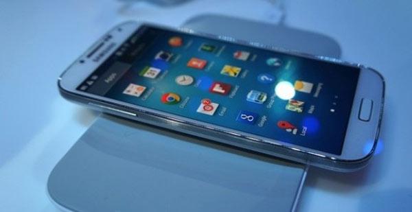 Carga inalámbrica de Samsung Galaxy S4