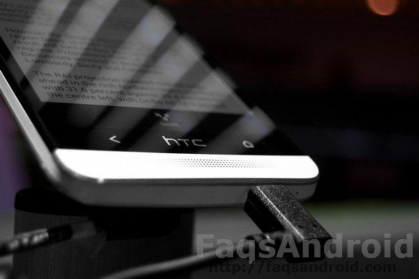 Actualización a Android 4.4.3 KitKat para los HTC One M7