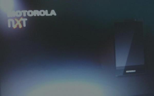 Motorola X Phone: posibles primera imagen y especificaciones
