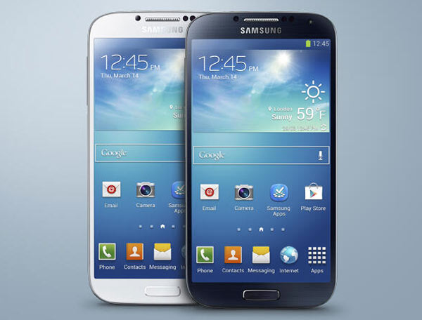 Mejor smartphone Android: Samsung Galaxy S4