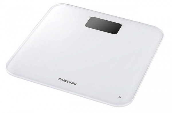 Samsung Galaxy S4 Body Scale