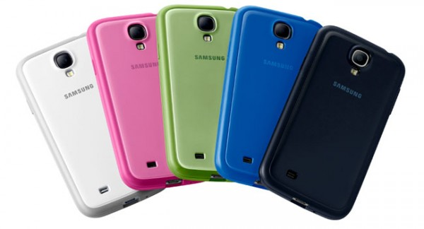 Fundas Protective Cover+ para el Samsung Galaxy S4