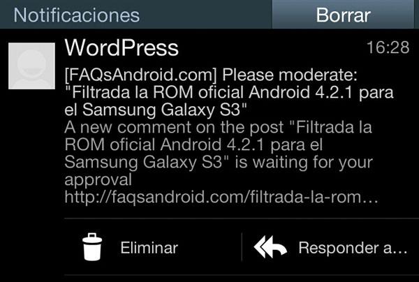 Gmail para Android se actualiza con soporte mejorado de notificaciones