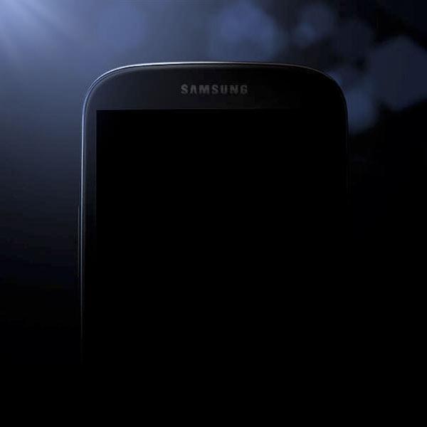 Primera imagen oficial del Samsung Galaxy S4