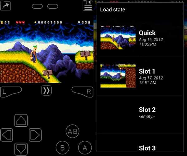 Camptura pantalla GBA