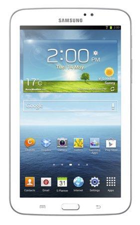 Samsung Galaxy Tab 3 7 pulgadas frontal