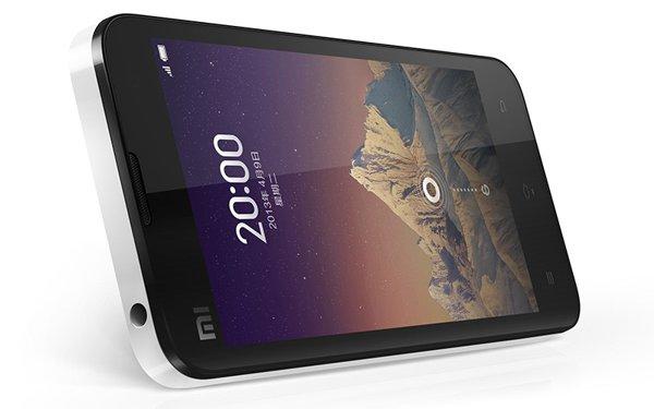 Xiaomi Phone 2S tumbado