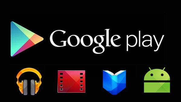 Banner de Google Play