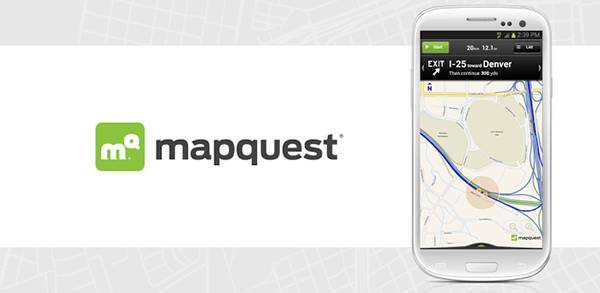 MapQuest Android