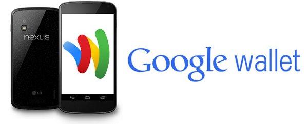 Banner de Google Wallet