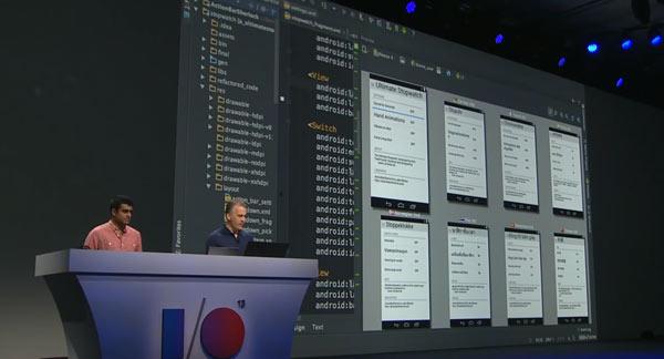 Android Studio: La nueva herramienta oficial para el desarrollo de apps