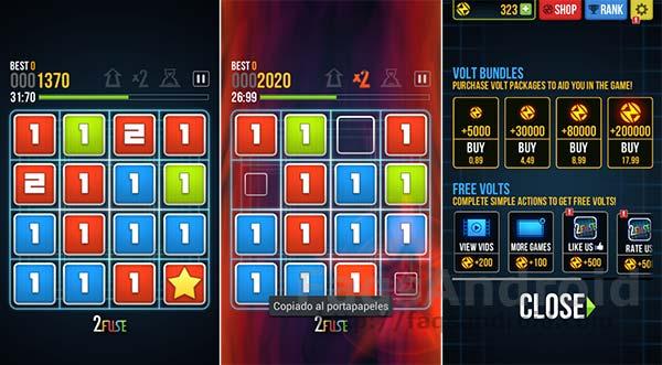 2Fuse, un juego trepidante y tremendamente adictivo