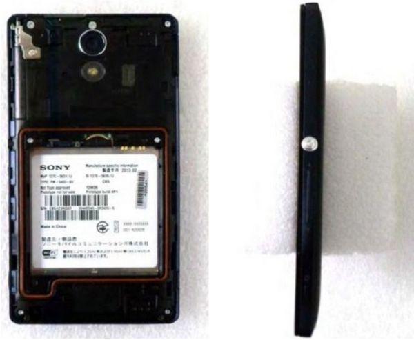 Filtración 2 Sony Xperia UL