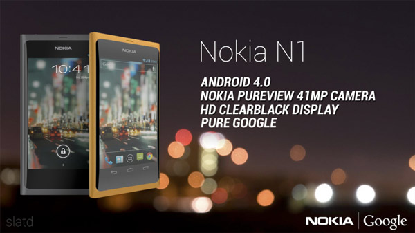 Encuesta: ¿Te comprarías un Nokia con Android?