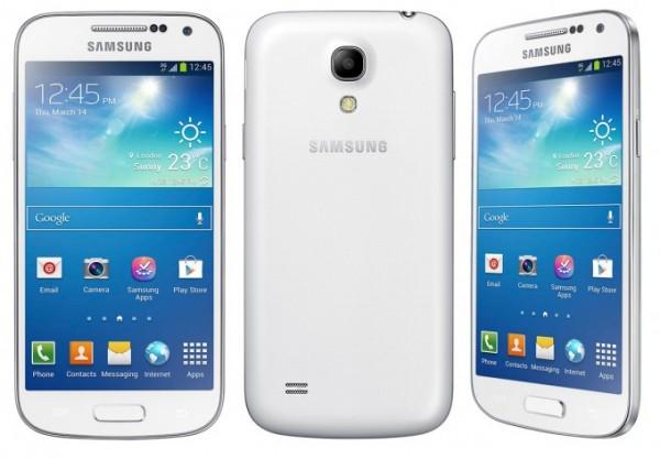 Samsung Galaxy S4 Mini frontal