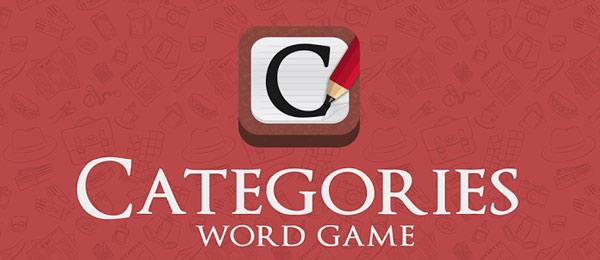 Categorías, un juego como Scattergories para Android