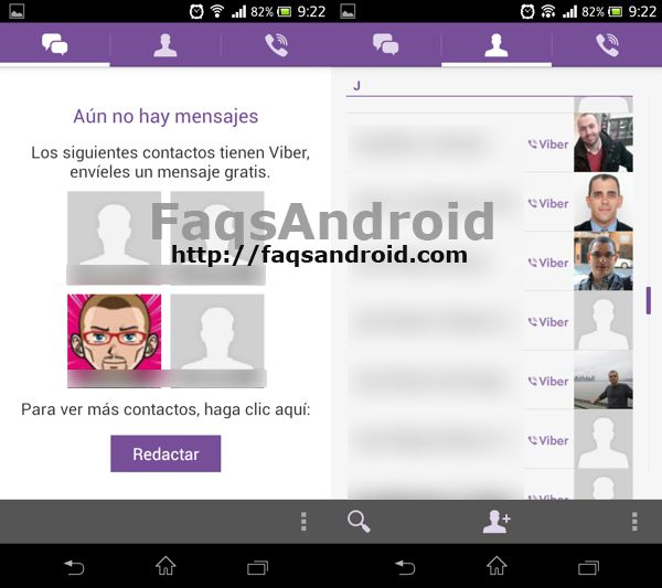 Viber Holo captura 1