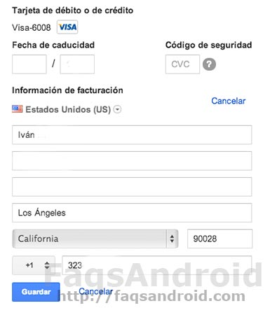 Cómo activar Google Play Music All Acces fuera de Estados Unidos