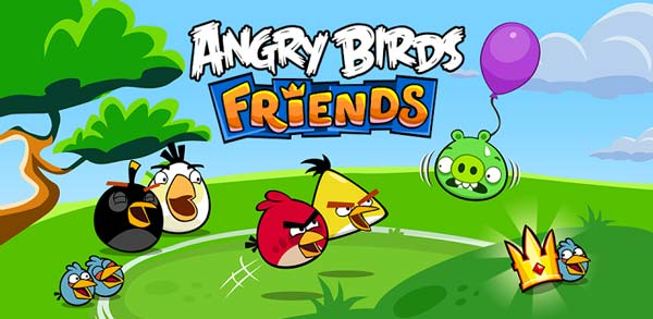 Angry Birds Friends ya está disponible en Android