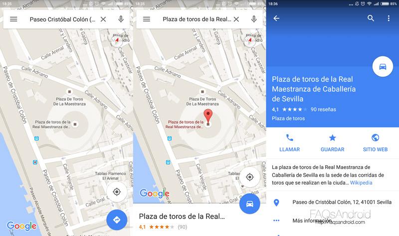 Google Maps Local
