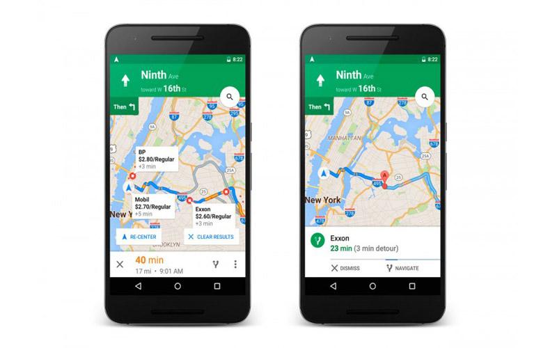 Modo Offline de Google Maps