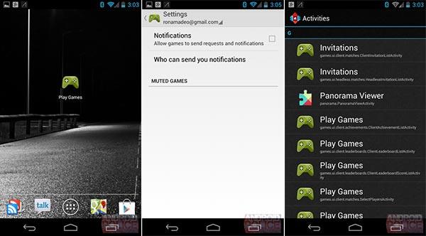 Google Play Games se deja ver antes del Google I/O