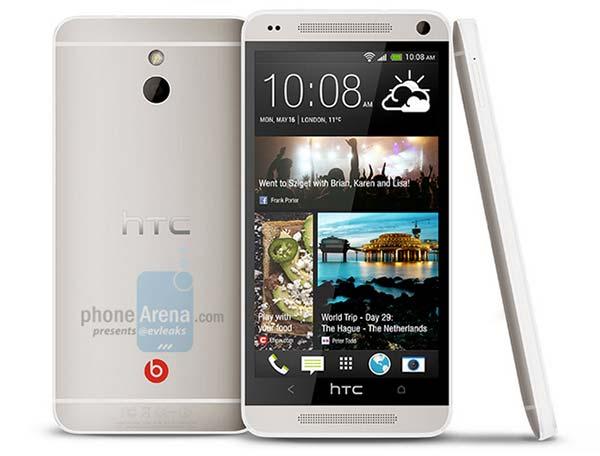 El HTC M4 bien podría ser el HTC One Mini