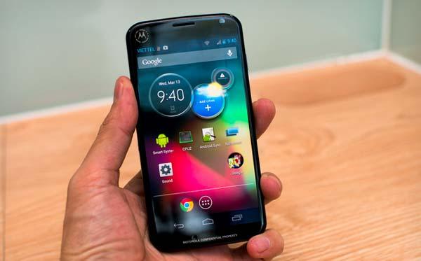 Motorola confirma el X Phone de Google